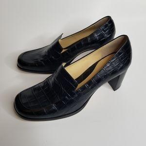 ANTONIO MELANI designer Booties Heels Shoes